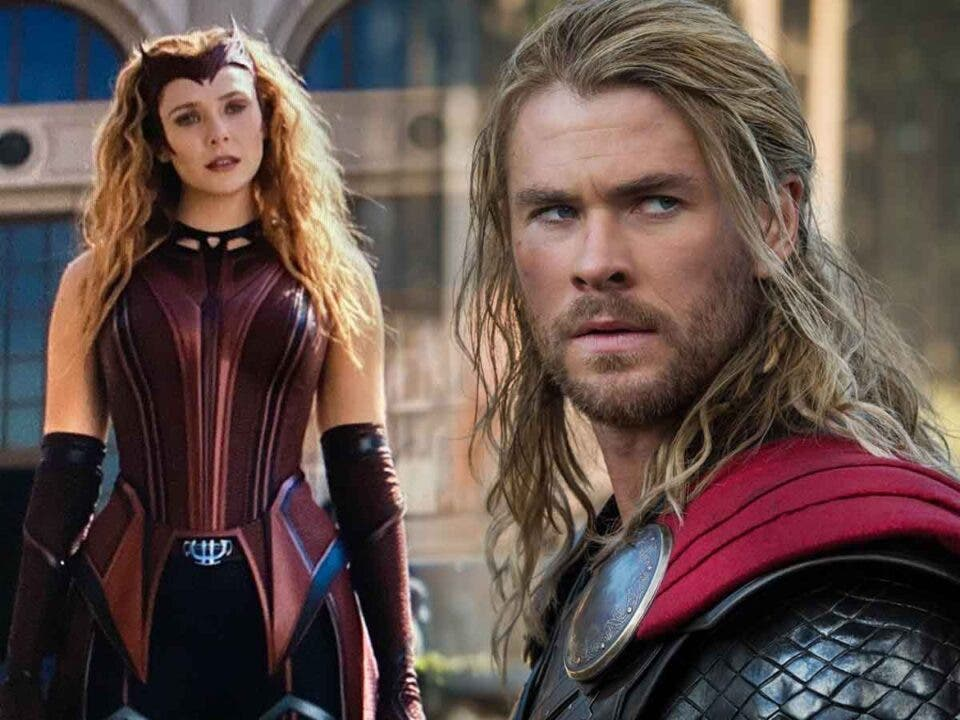 Thor fue un problema para la serie WandaVision