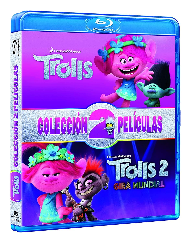 Trolls 1-2 (BD)