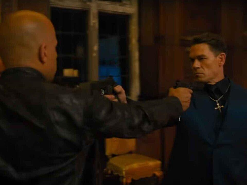 Vin Diesel explica por qué John Cena está en Fast & Furious 9