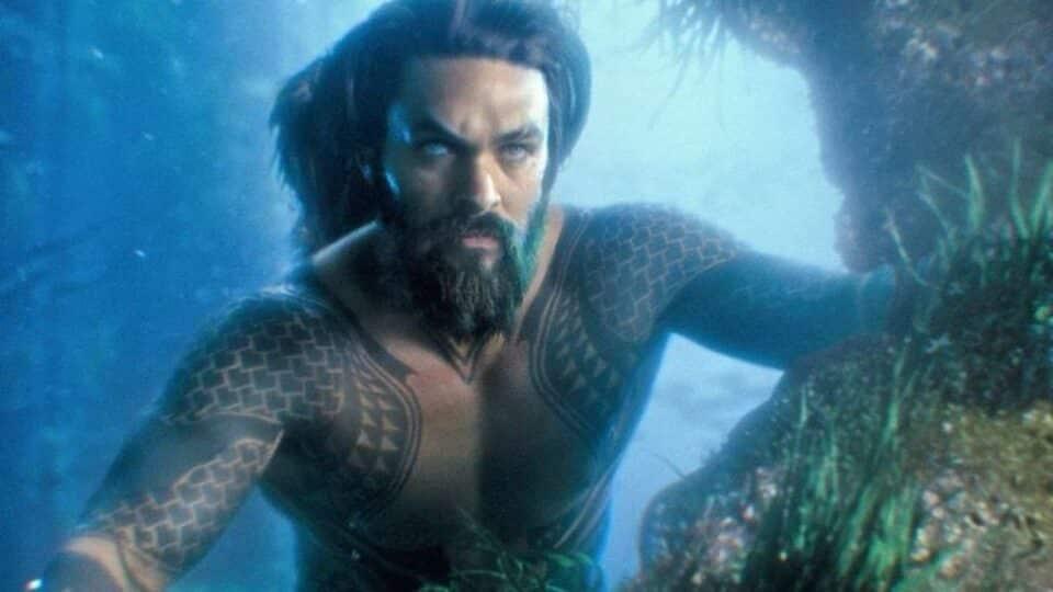 Jason Momoa ya se prepara para Aquaman The Lost Kingdom