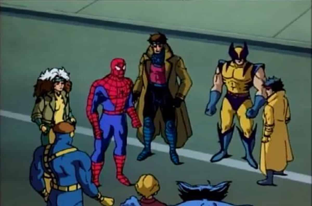 The crossovers of the remembered '94 series made it iconic