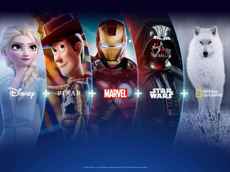Disney, la mayor compañía de entretenimiento