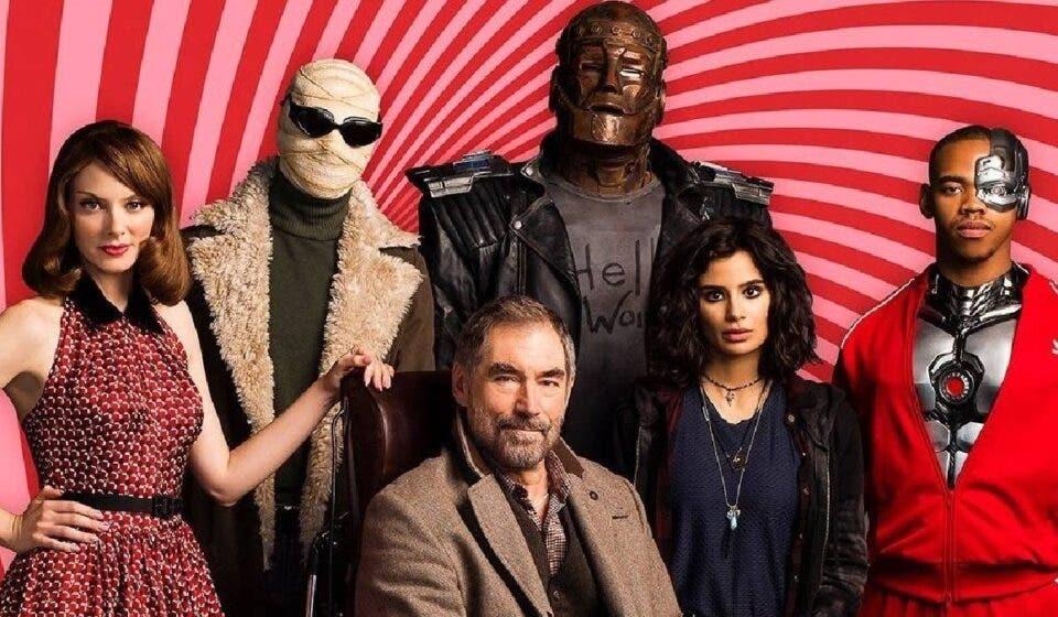 Doom Patrol agregó nuevos actores para su tercera temporada