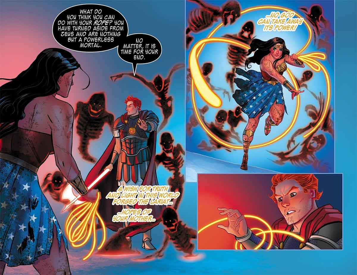 El gran villano que casi vemos en Wonder Woman 1984