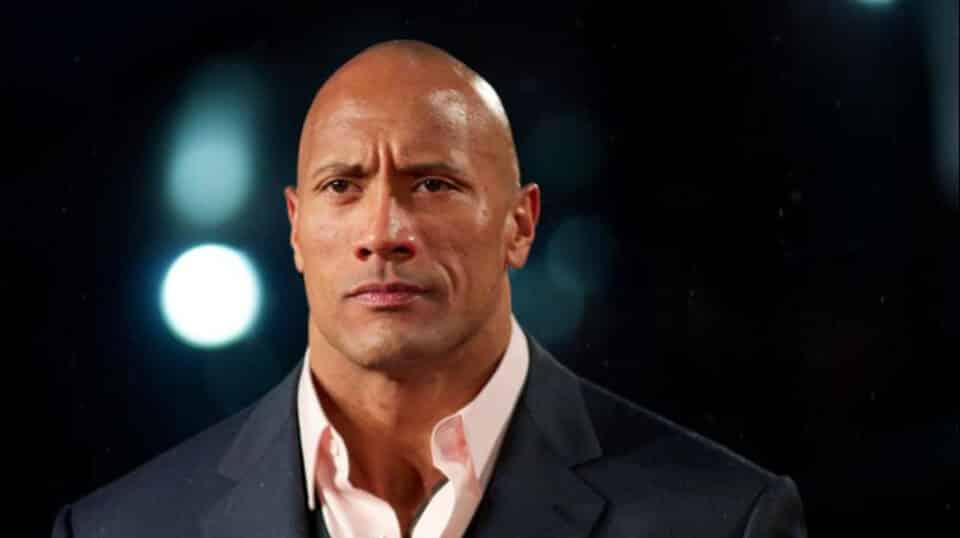 Dwayne 'The Rock' Johnson figura en la cima de las encuestas presidenciales