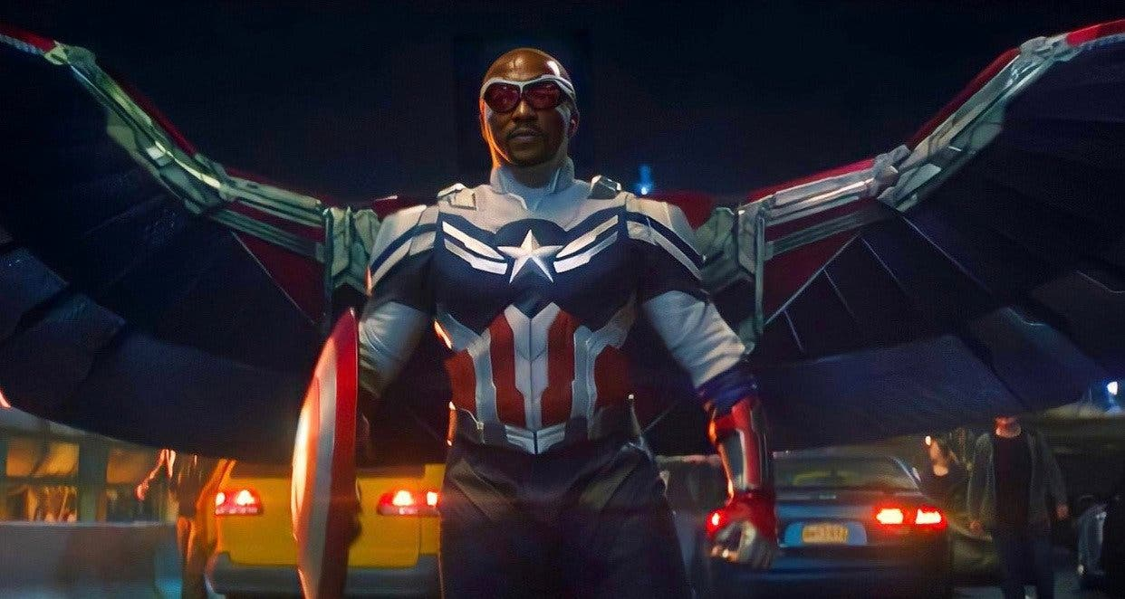 falcon is the new captain america officially