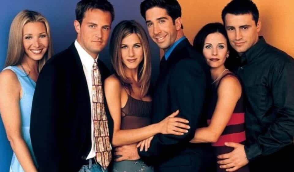 ¡Un famoso cantante estará en la reunión de Friends!