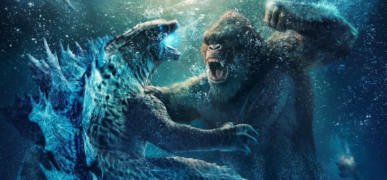 Godzilla vs Kong, el mayor éxito del Box Office durante la pandemia