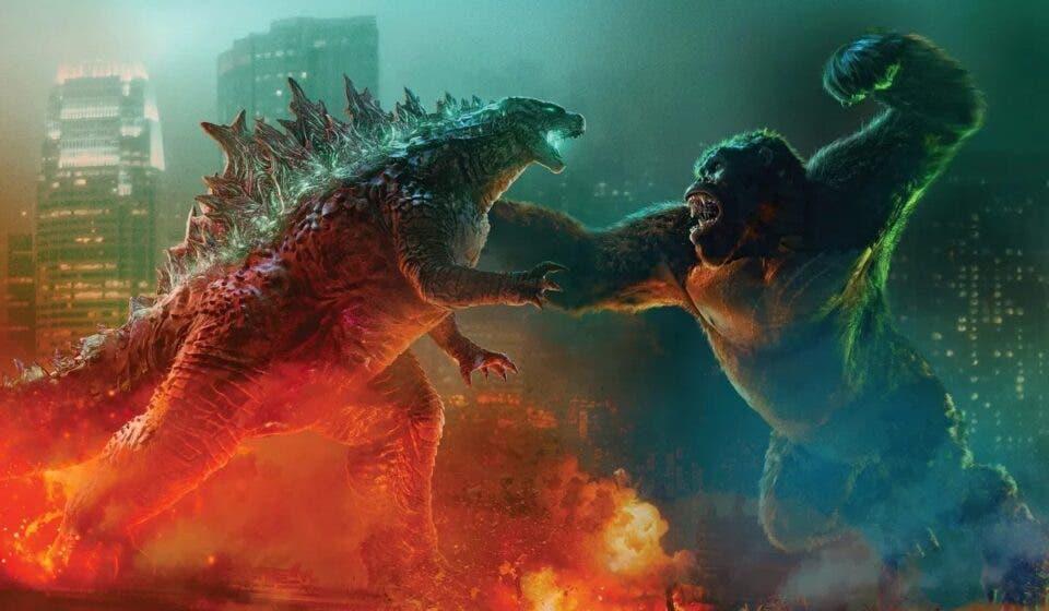 Godzilla vs Kong superó al Snyder Cut y Wonder Woman 1984