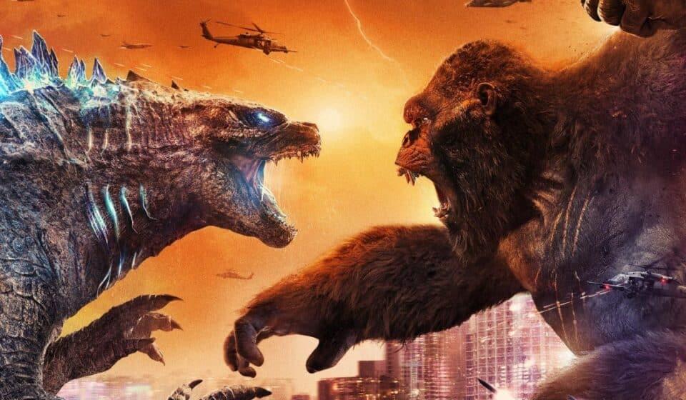 Godzilla vs Kong es la película más taquillera en pleno COVID