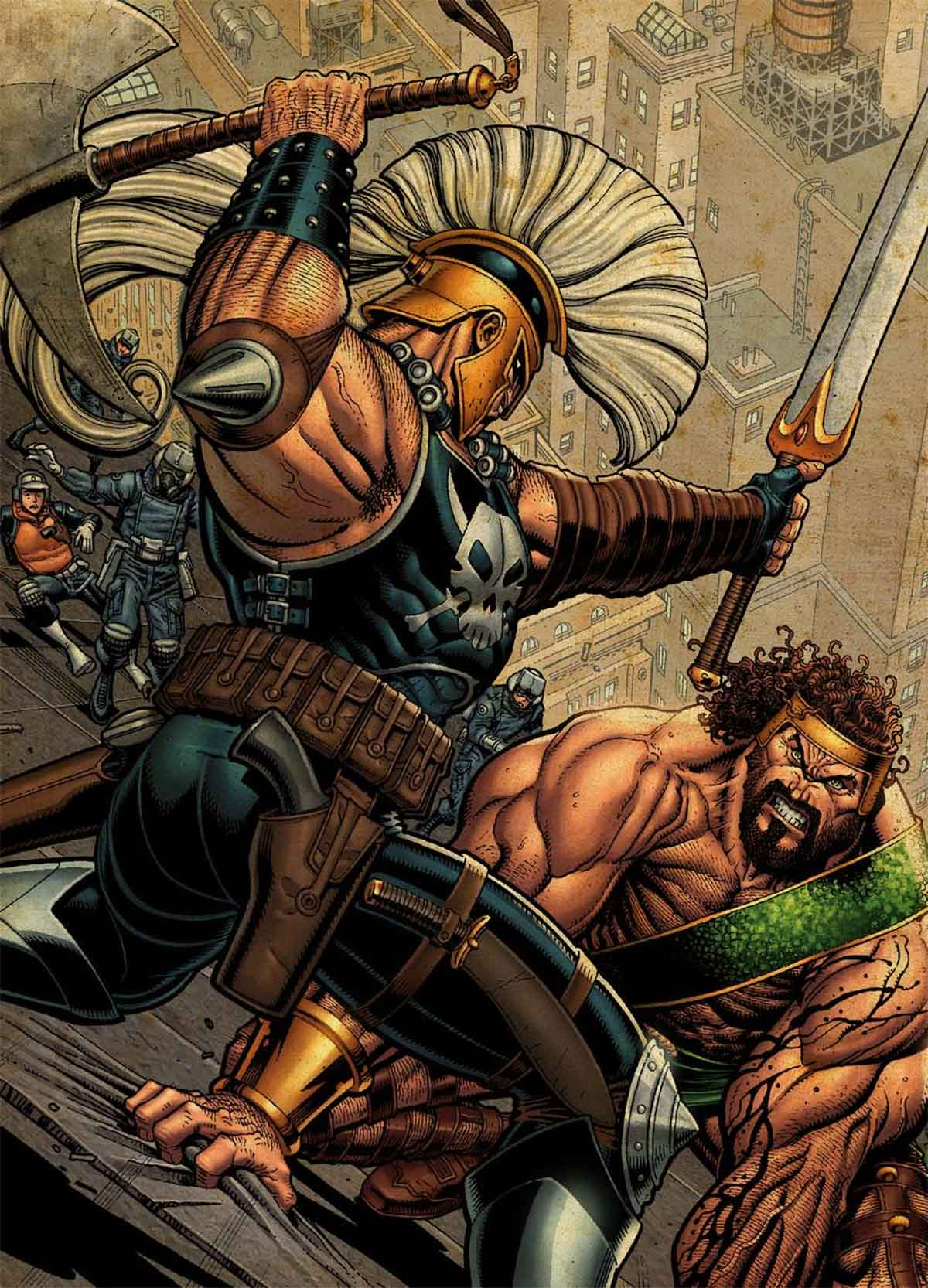 Marvel Studios could add 3 Greek gods to their movies very soon