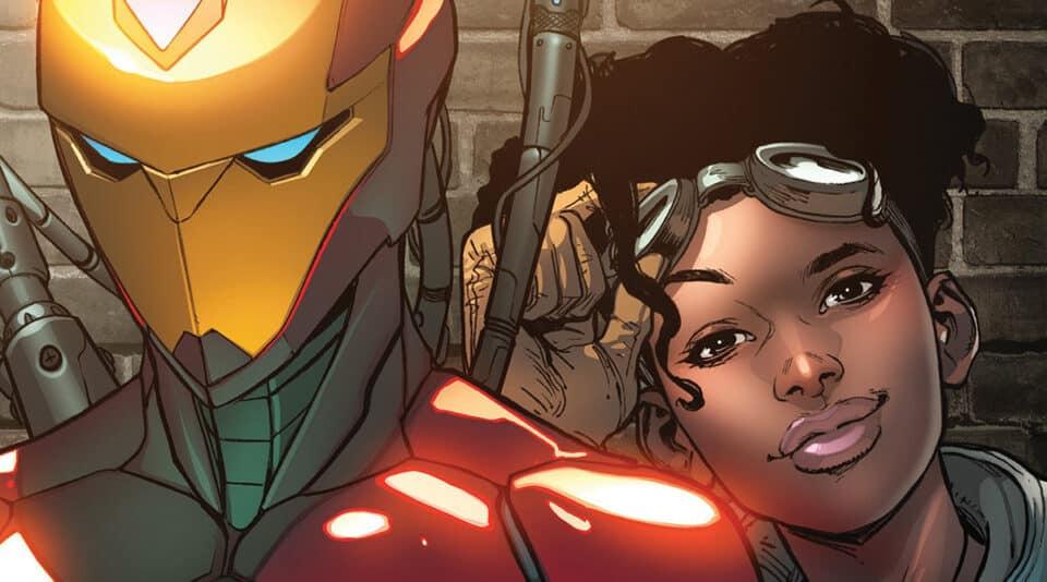Ironheart, de Marvel, ya tiene guionista y toma forma