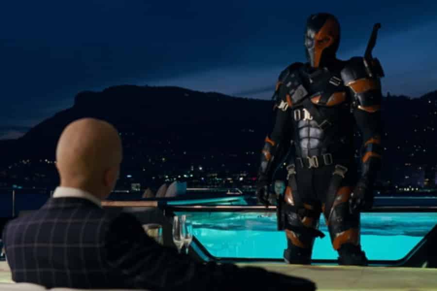 Liga de la justicia de Zack Snyder la aparición de la liga de la injusticia