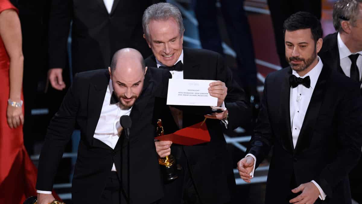 Oscars en Hollywood