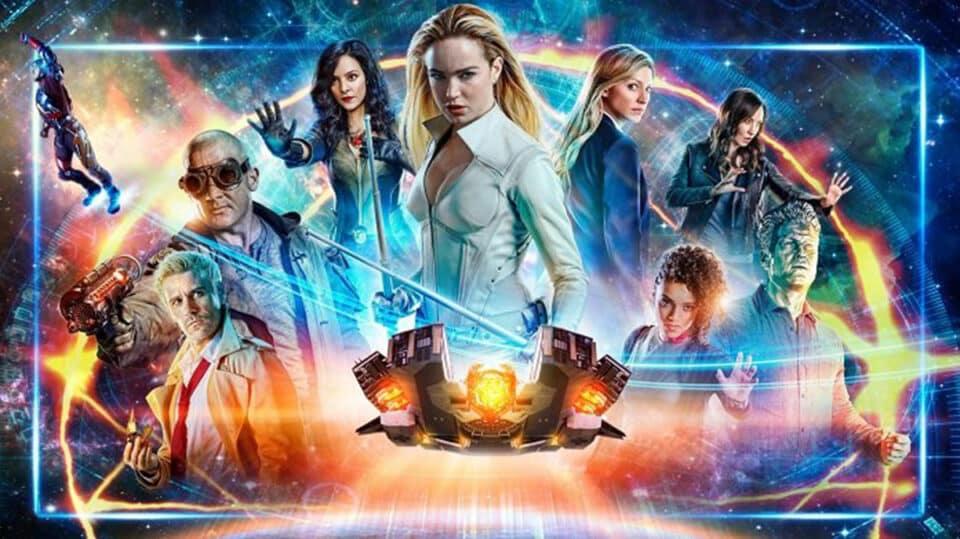 Legends of Tomorrow alista su sexta temporada
