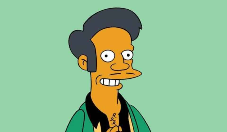 Los Simpson: El actor de doblaje de Apu pide perdón