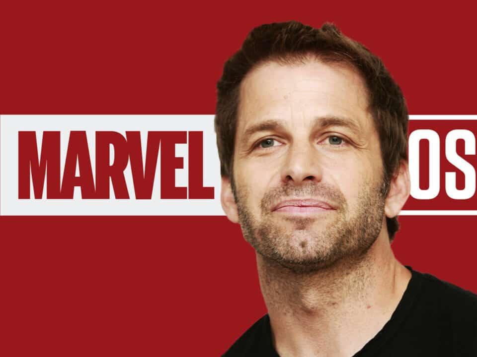 Marvel Studios quiere impactar al mundo contratando a Zack Snyder