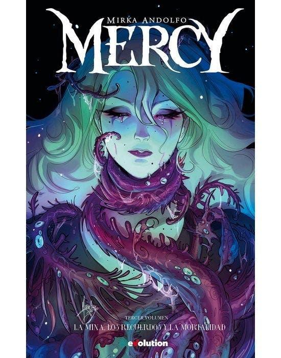 Mercy 3: La mina, los recuerdos y la mortalidad