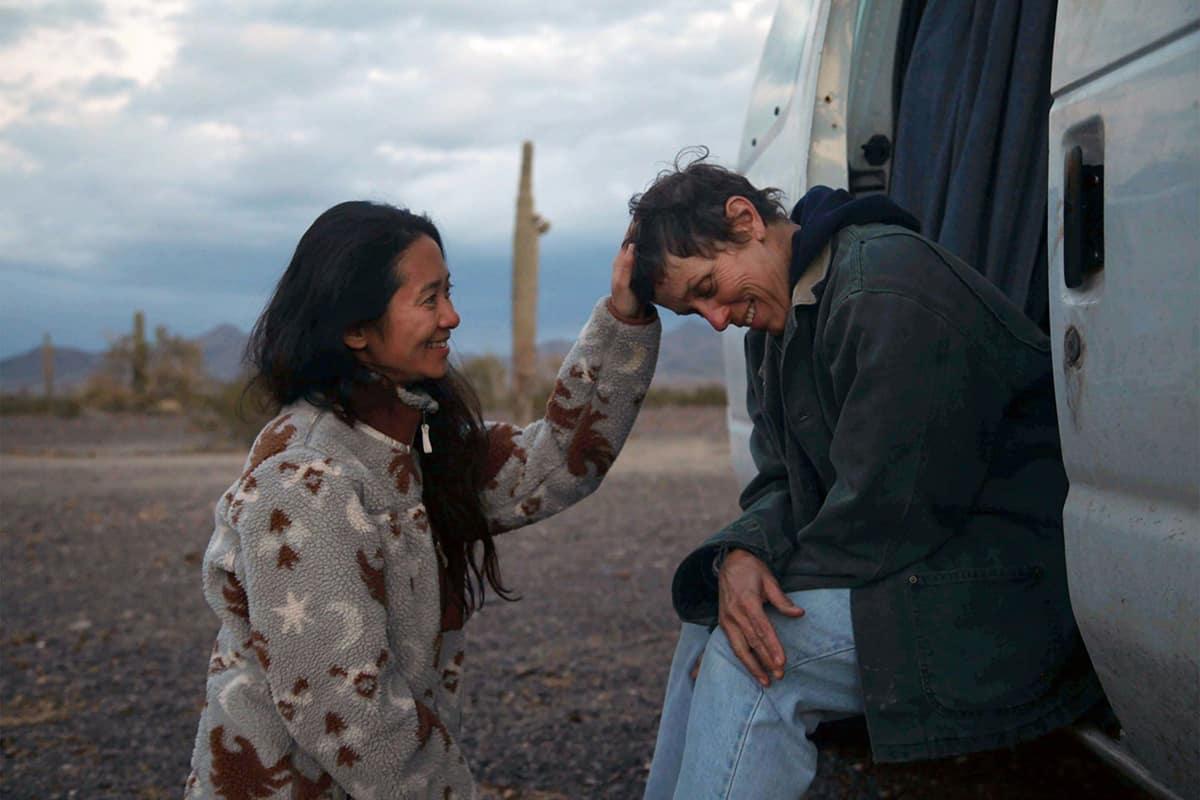nomadland premios Oscar