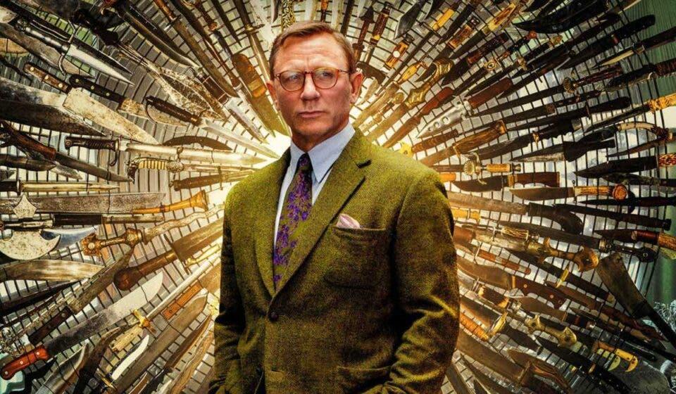 Puñales por la espalda: ¡El gran sueldo de Rian Johnson y Daniel Craig!