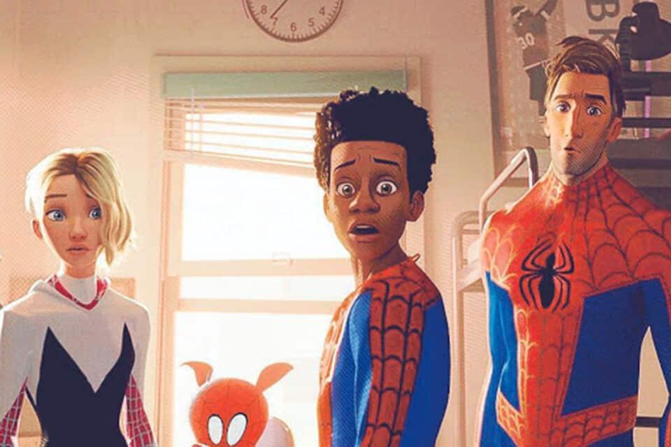 Spider-Man: Un Nuevo Universo 2 tendrá un genial trío de directores