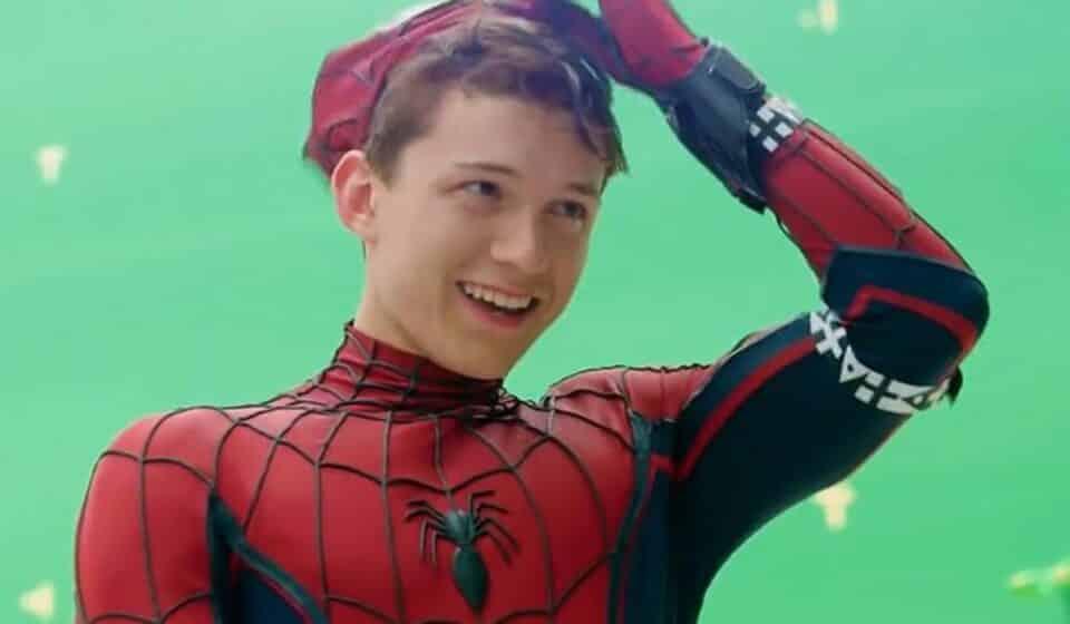 Un familiar de Tom Holland estará en Spider-Man: No way home