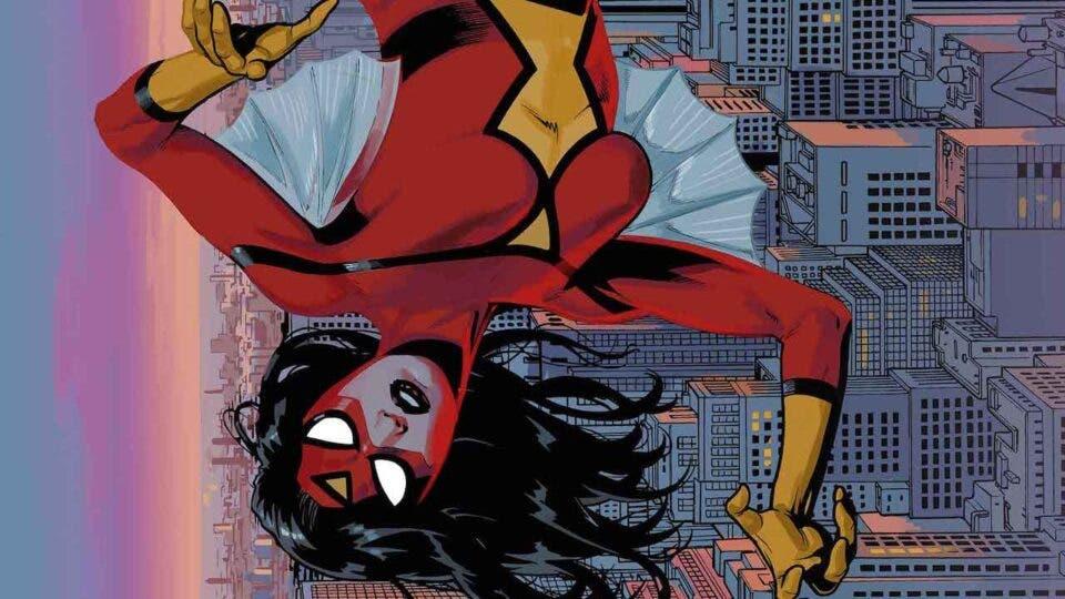 spiderwoman mala sangre