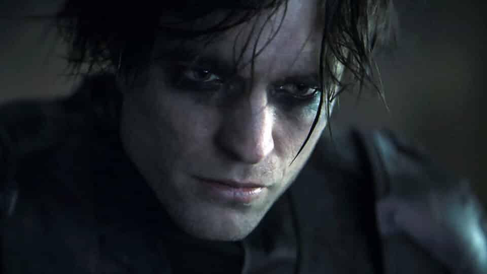 Robert Pattinson en The Batman