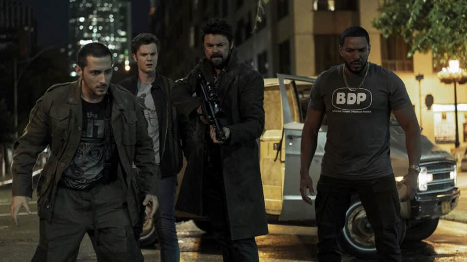 La tercera temporada de The Boys será más sangrienta y oscura