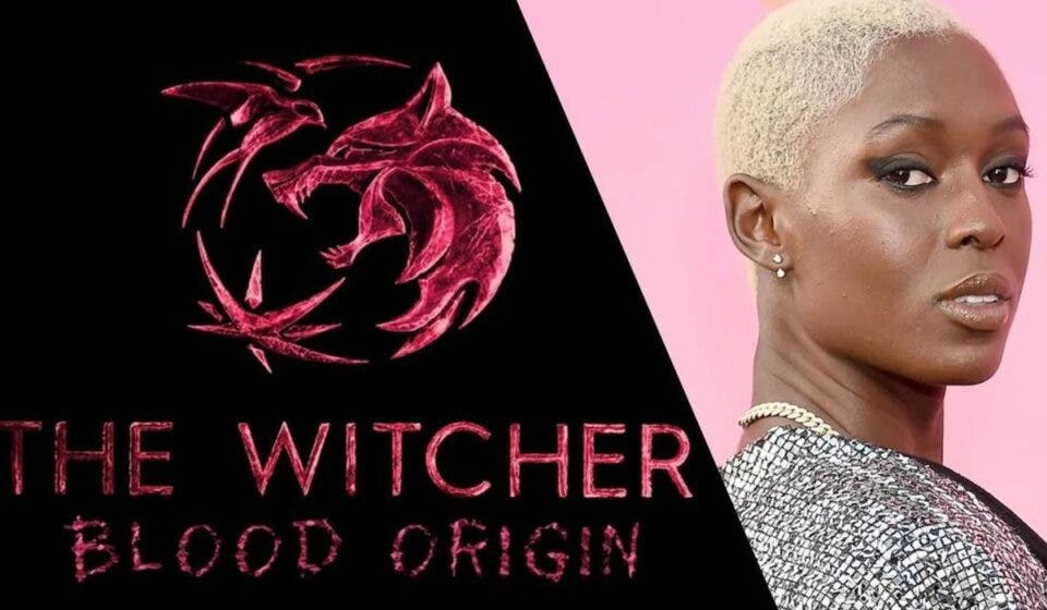 The Witcher: Blood Origin lost its protagonist