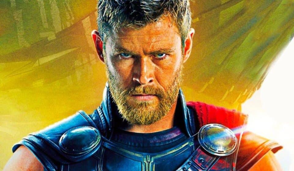 Thor: Love and Thunder. ¡Nueva imagen de Chris Hemsworth y Matt Damon!