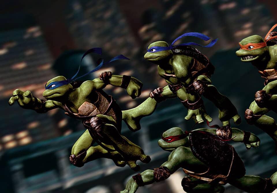 Las Tortugas Ninja tendrán un reebot