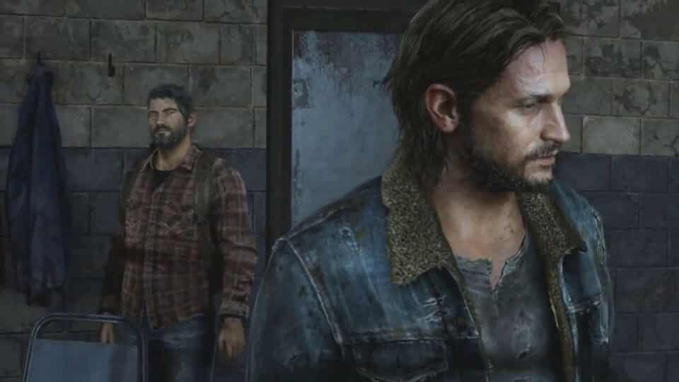 Tommy en The Last Of Us