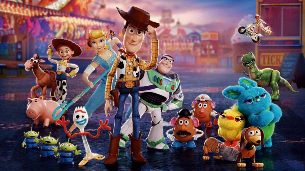Toy Story, one of Disney's gold mines