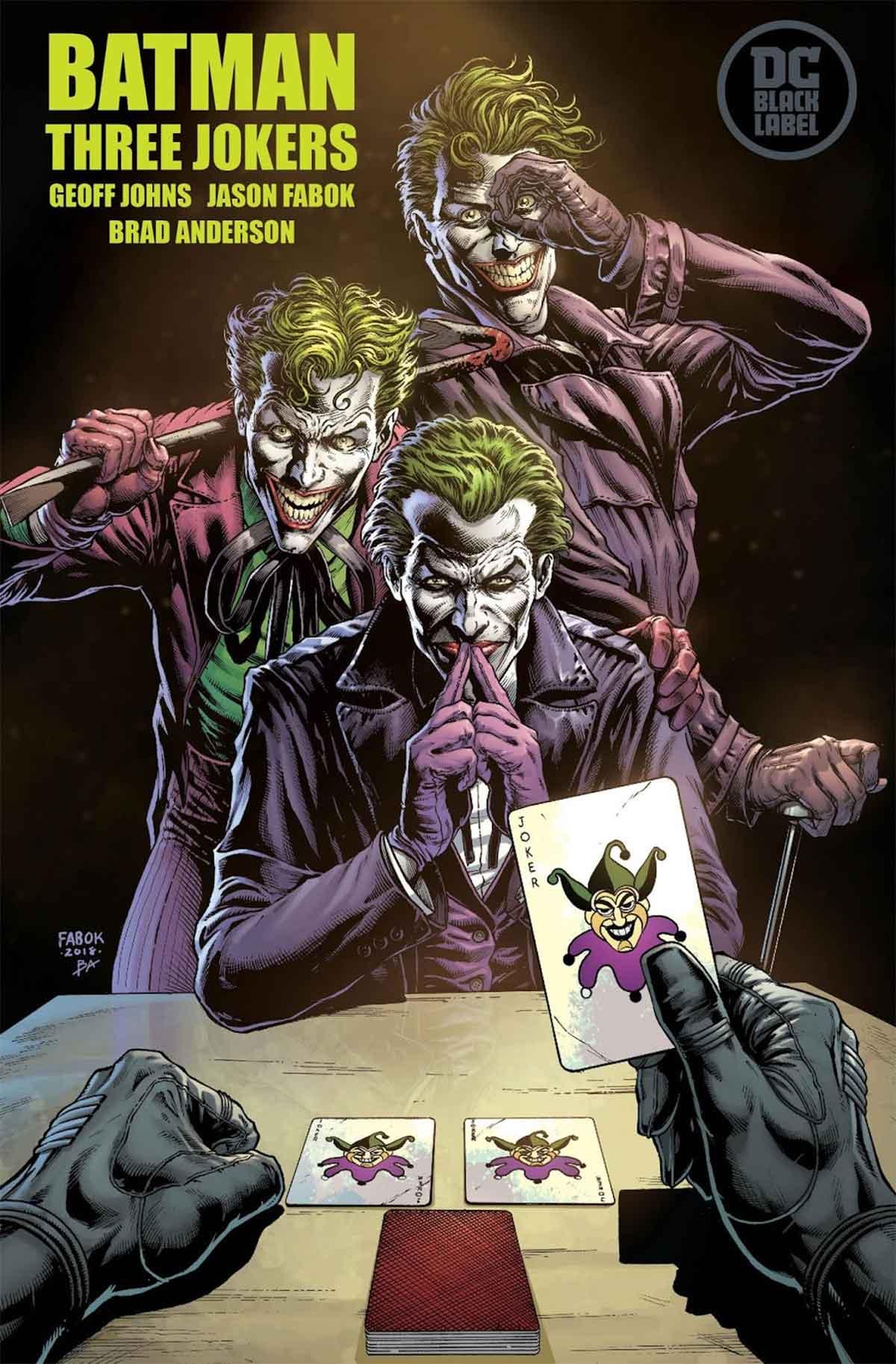 The Joker 2 movie could adapt a spectacular Batman comic