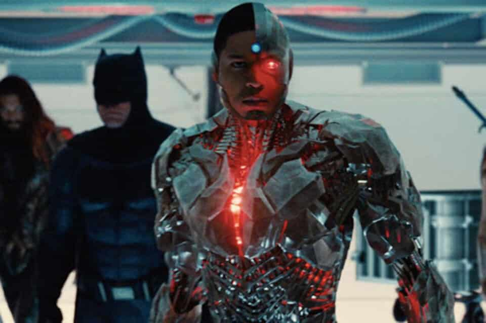 Cyborg de Ray Fisher