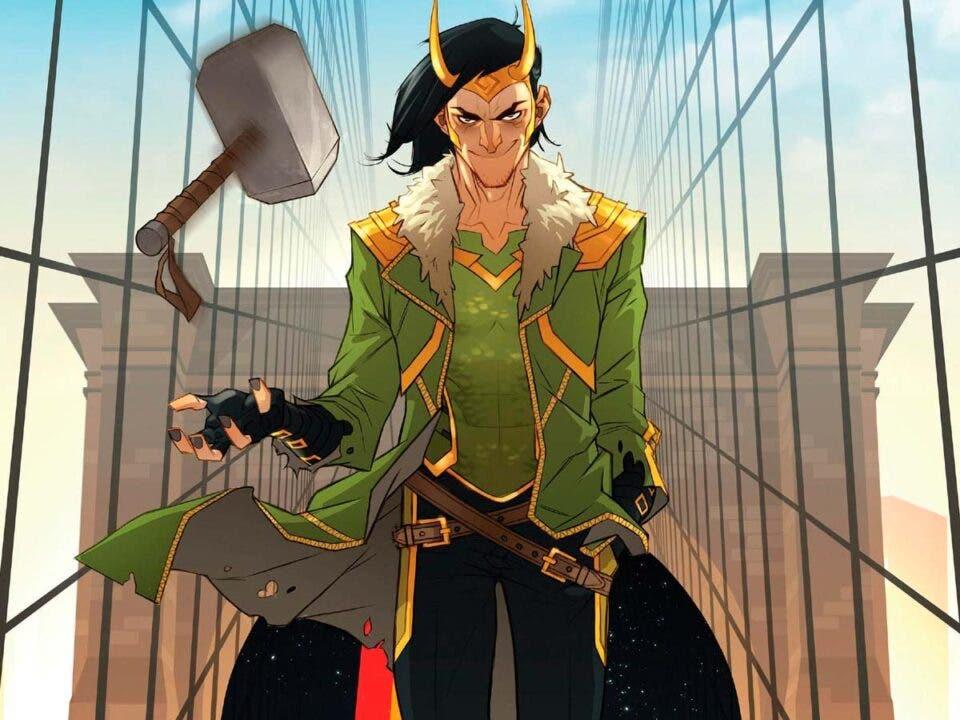 11 cómics de Loki que debes leer antes de ver la serie en Disney +