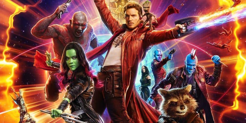 ¿Llegó el fin? James Gunn no seguirá la saga de Guardianes de la Galaxia