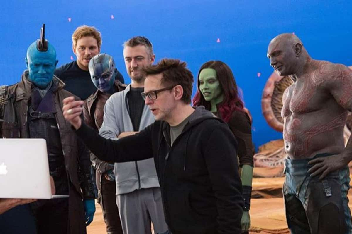 The end came?  James Gunn will not follow the Guardians of the Galaxy saga