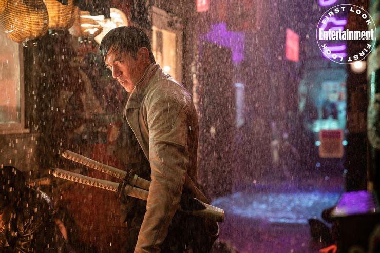 Andrew Koji as Storm Shadow in Snake Eyes Movie