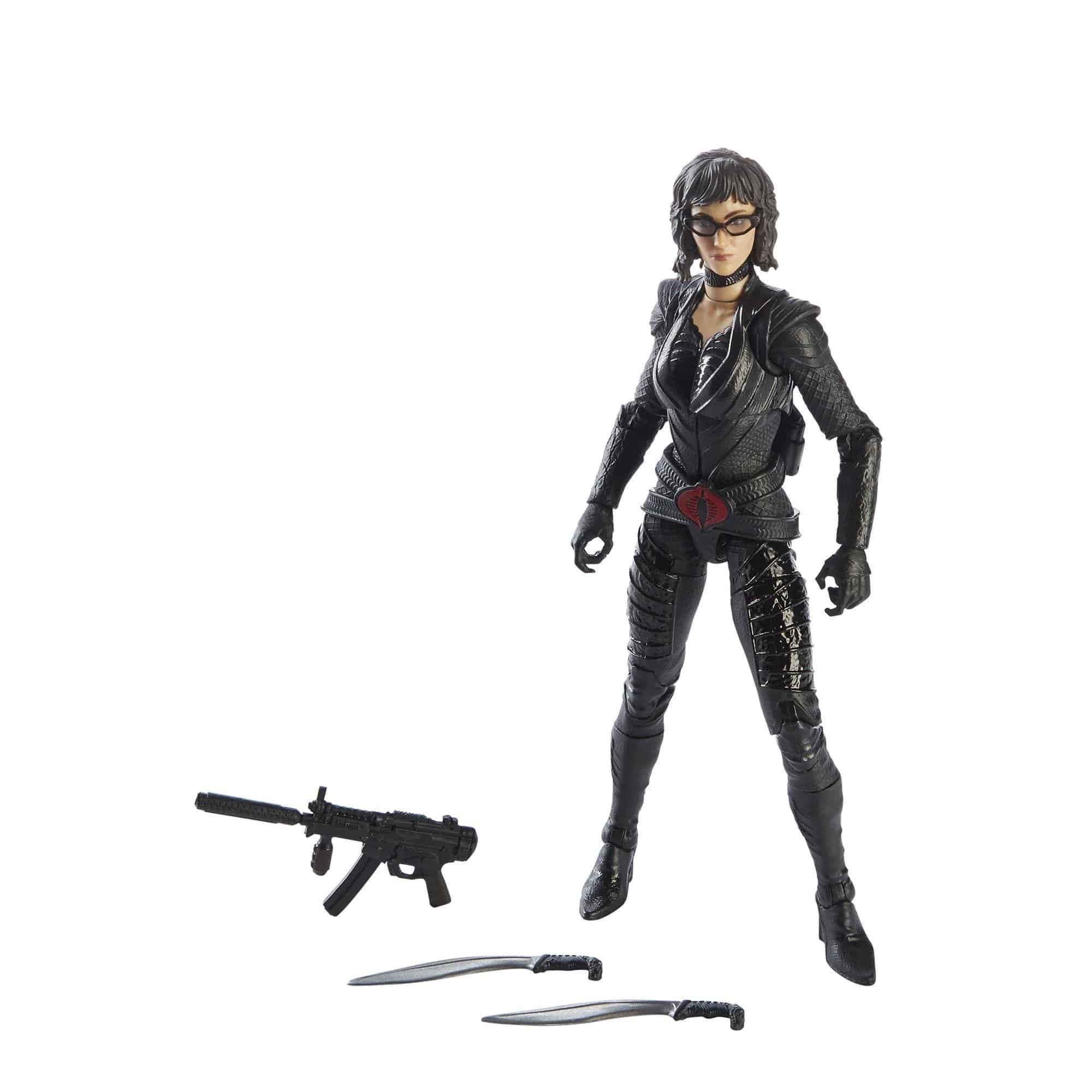 Úrsula Corberó already has her action figure from Snake Eyes: El Origen
