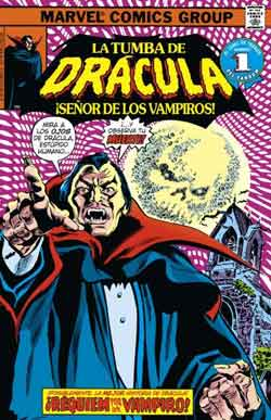 Biblioteca Drácula. La Tumba de Drácula 8 de 10