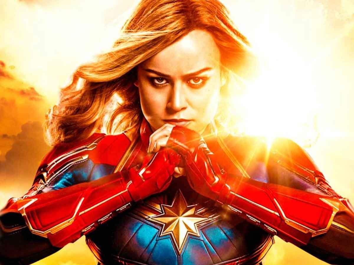 Brie Larson comparte su intenso entrenamiento como Capitana Marvel