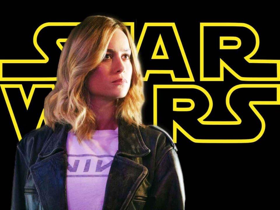 El personaje de Star Wars que podría interpretar Brie Larson
