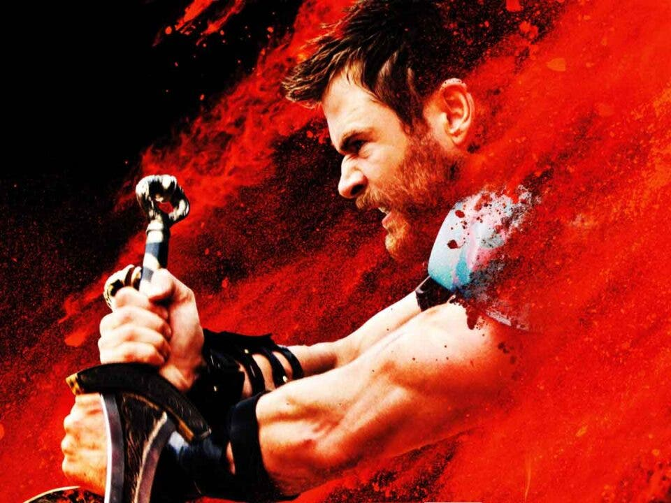 Filtran una loca pelea en Thor: Love and Thunder (2022)