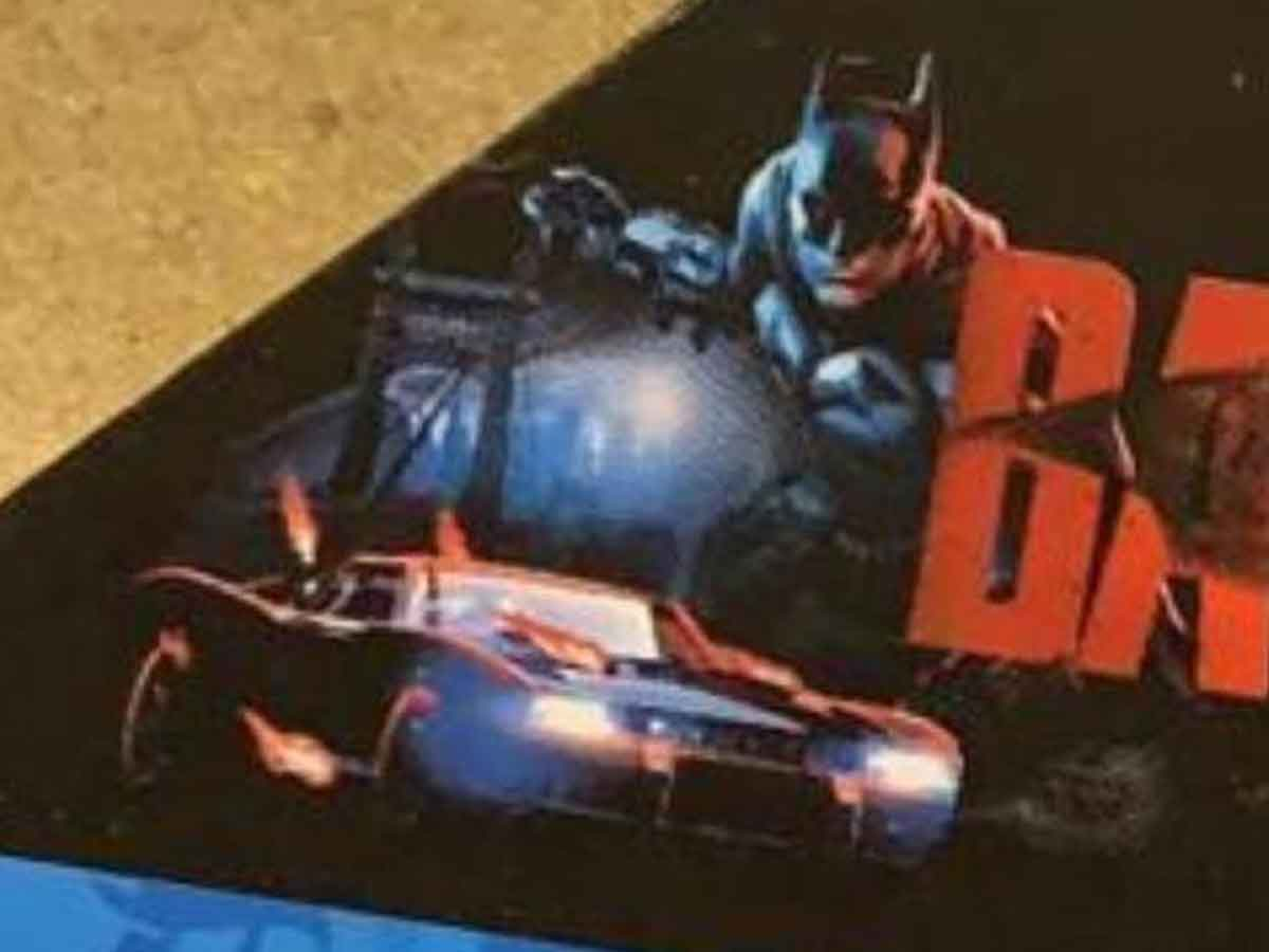 Filtran una promoción de la película The Batman