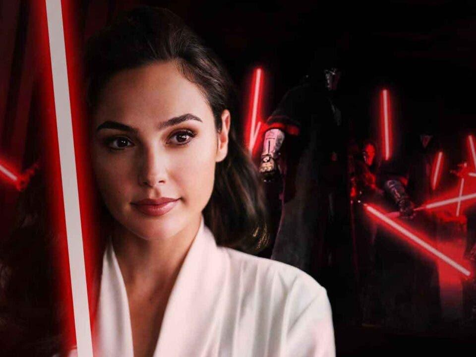 Gal Gadot podría interpretar a un impactante personaje en Star Wars