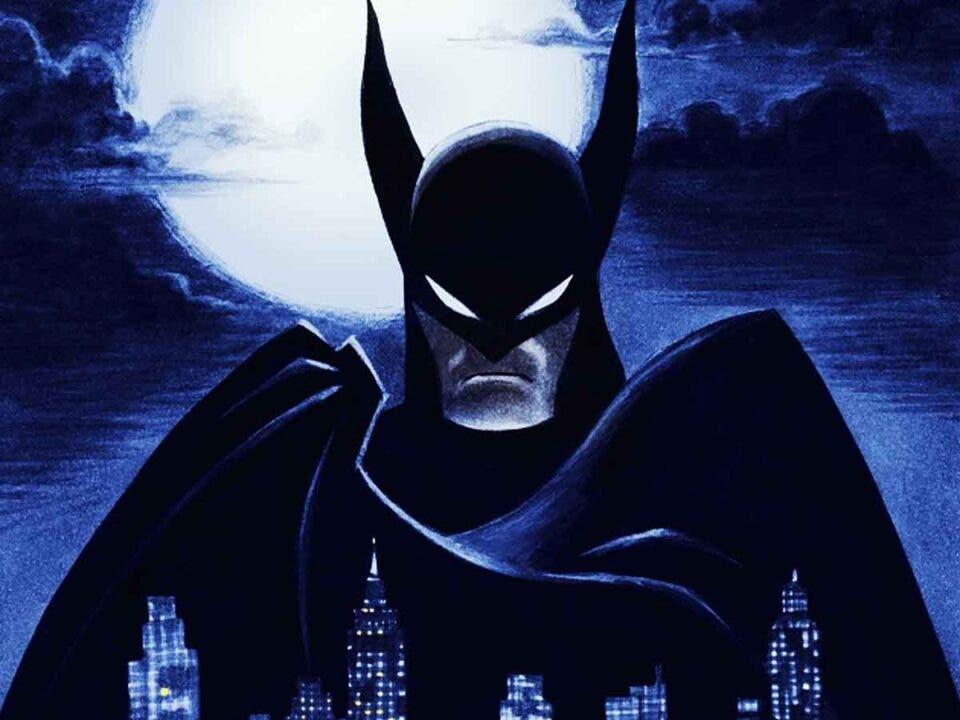 Harán una espectacular serie de animación de Batman