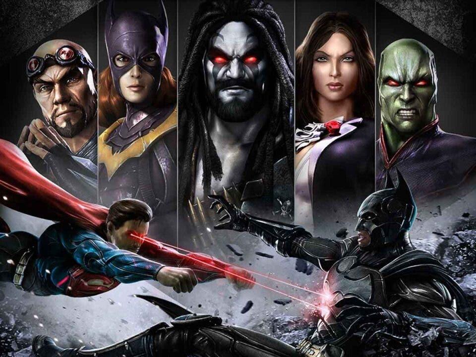 ¡OFICIAL! La película de Injustice ya tiene fecha de estreno