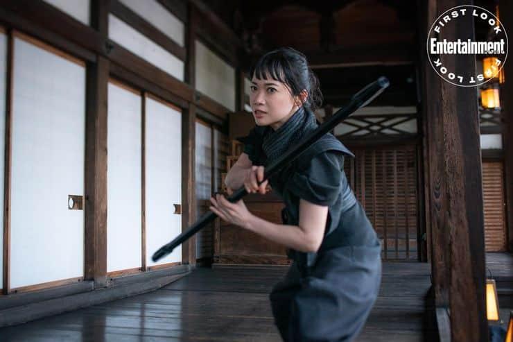 Haruka Abe as Akiko